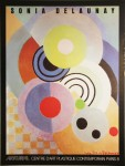 Sonia Delaunay poster