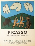 Picasso poster